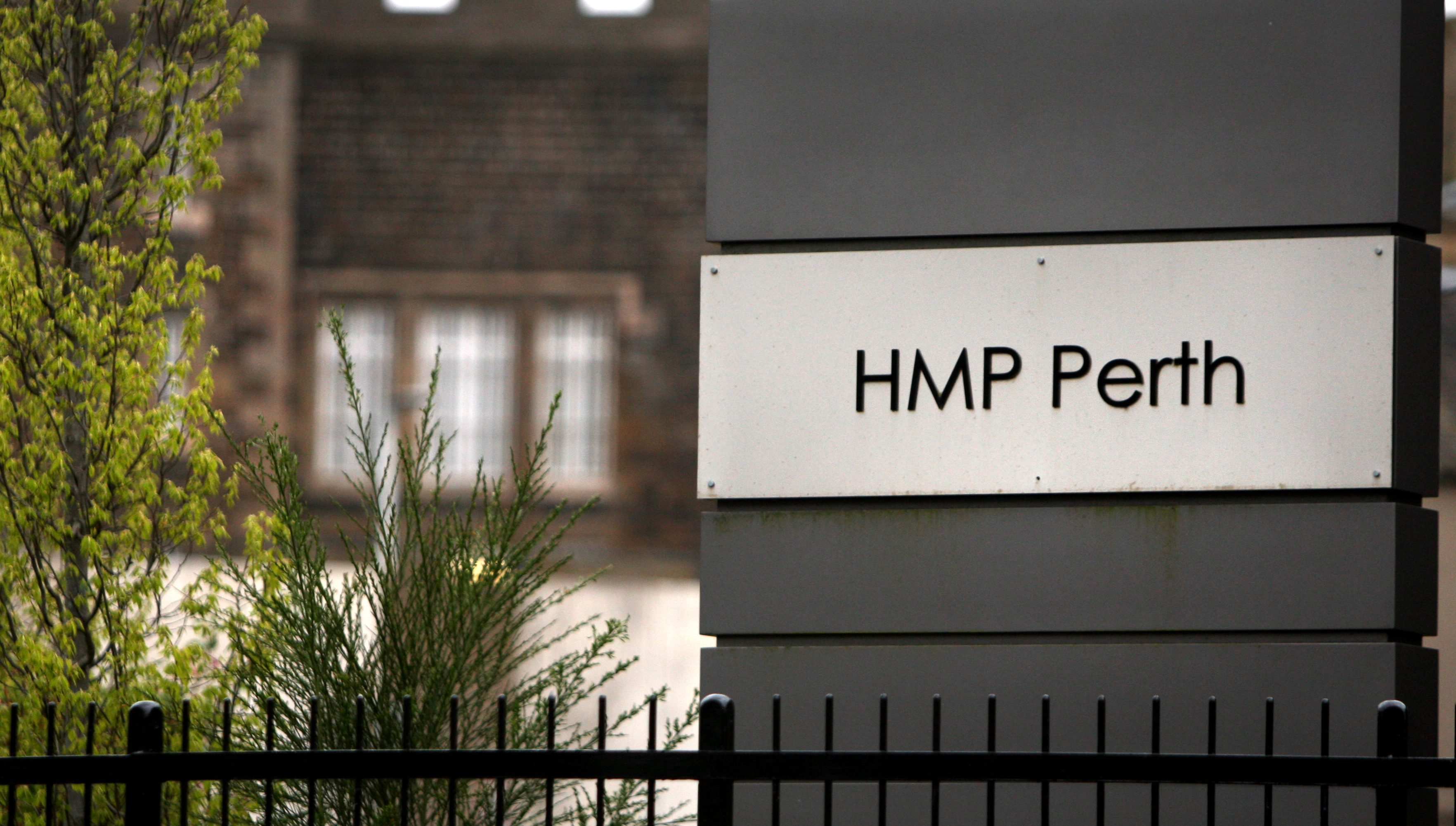 Sutton managed to continue running his drugs empire from HMP Perth and two other prisons.
