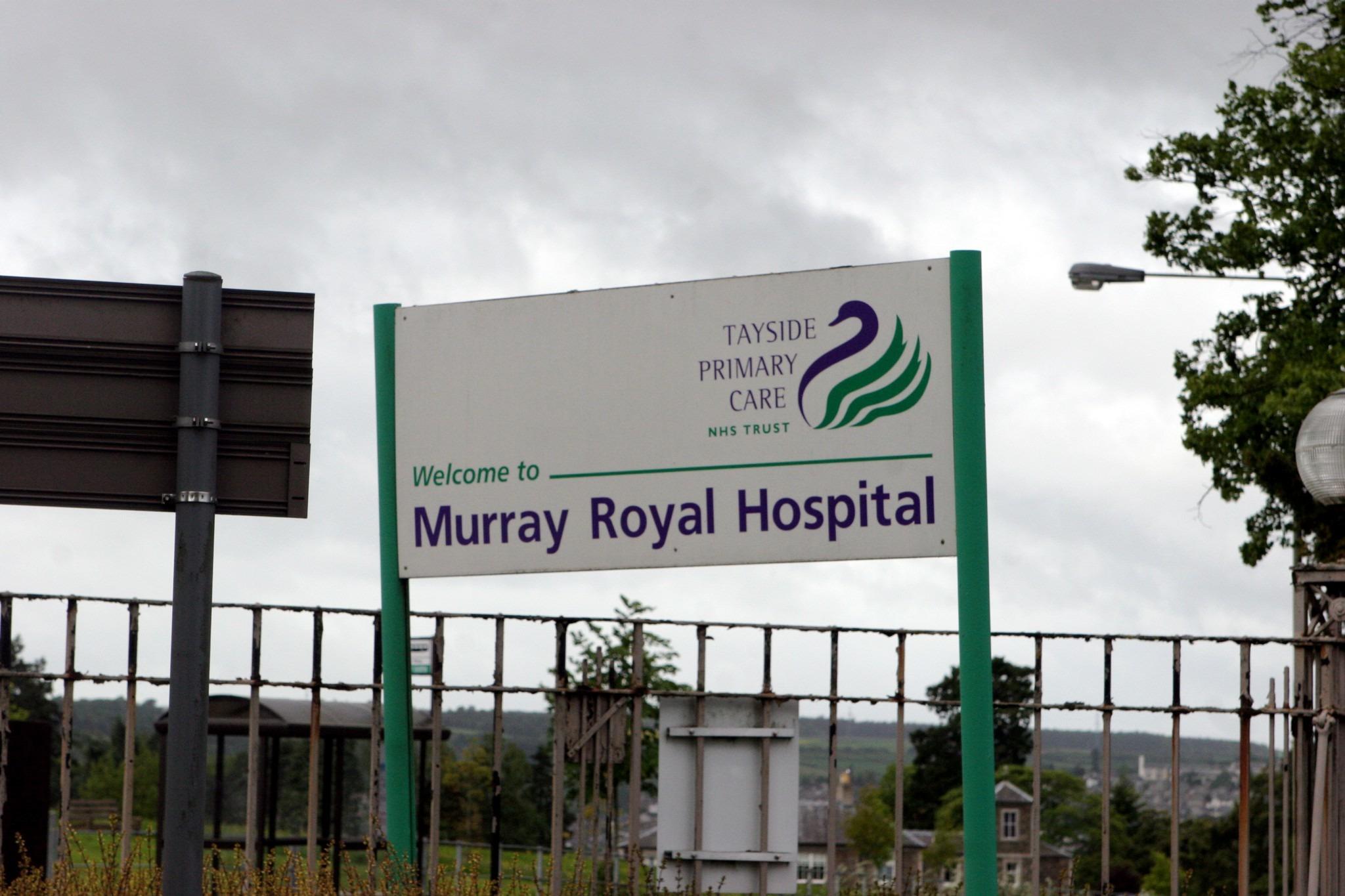 Murray Royal Hospital, Perth.