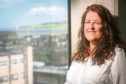 Lynne Short in Dundee House