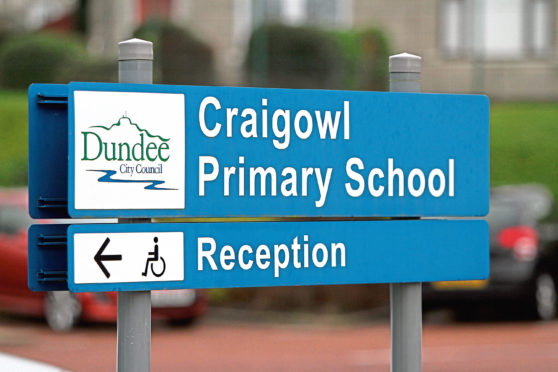 Craigowl Primary is one of the schools which will close.