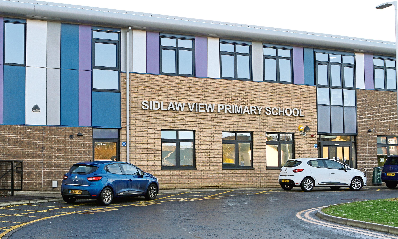 Sidlaw View Primary School.