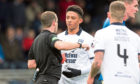 Dundee will appeal Nathan Ralph's sending off