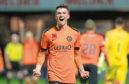 Dundee United's Jamie Robson