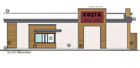 The design of the new outlet