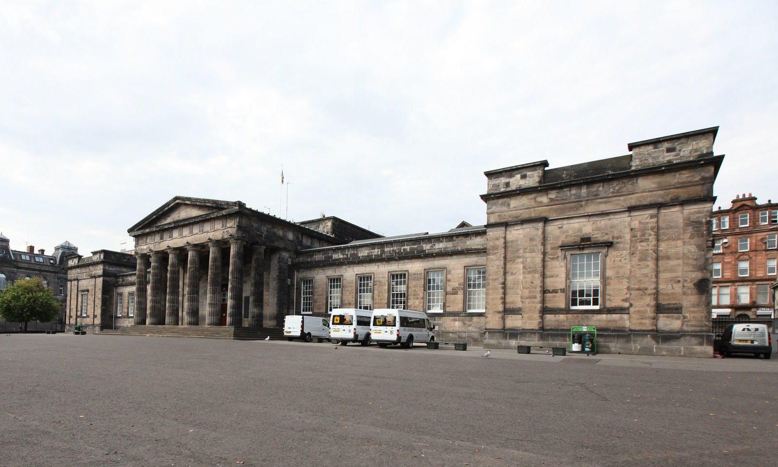 Dundee High School (stock image)