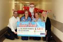 The event raised funds towards a new children's twin operating theatre