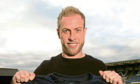 Dundee's new signing Andrew Davies