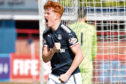 Ex-Dundee striker Simon Murray is scoring in South Africa