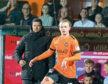 Dundee United's Aidan Nesbitt