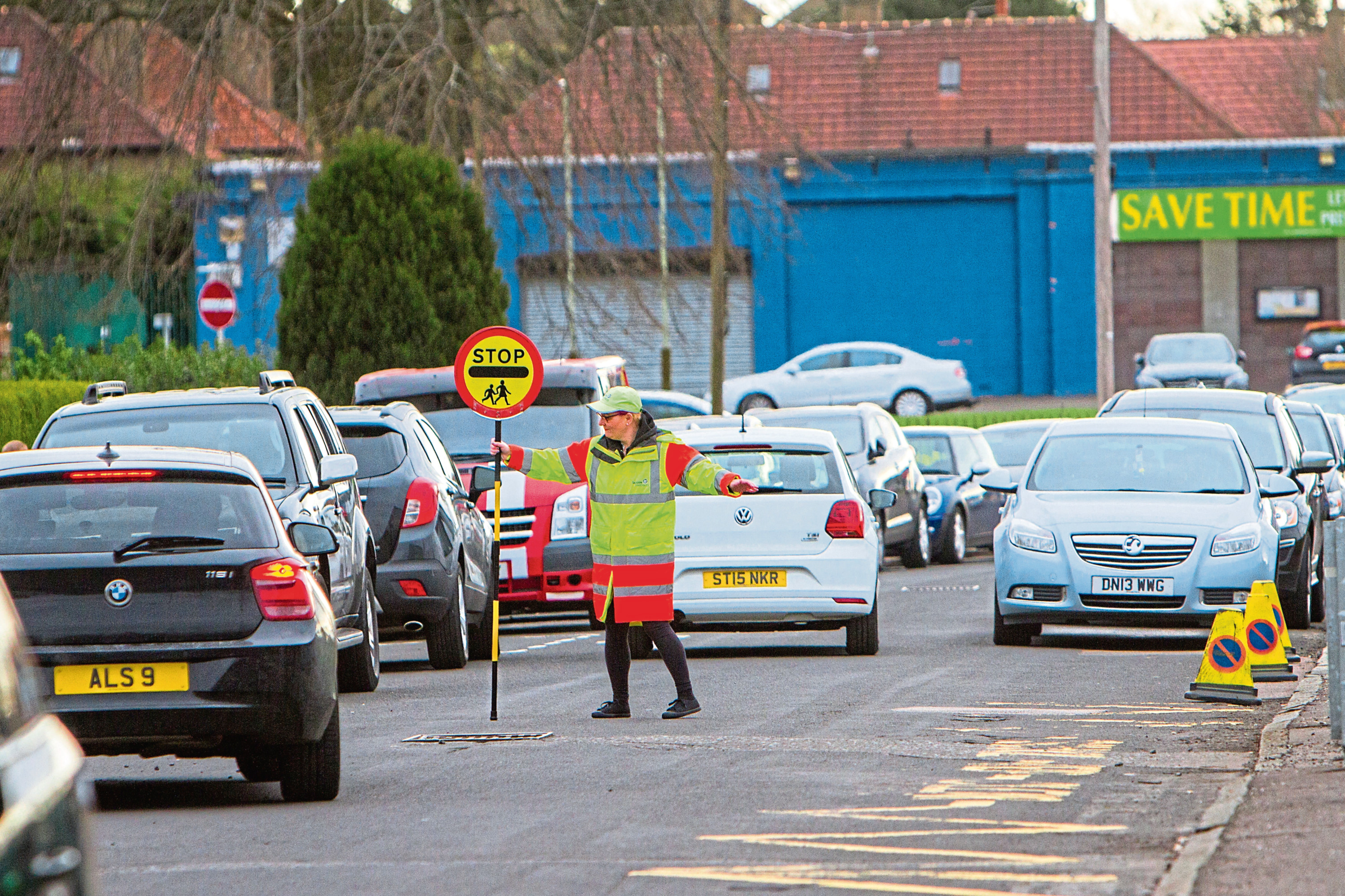 Crossing patrollers in Dundee could have fewer hours