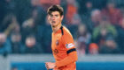 Ian Harkes in action for Dundee United
