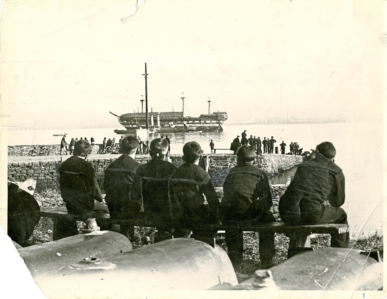 Archive photo of HMS Mars