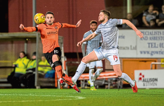 Nicky Clark says he's back to full fitness after injury problems