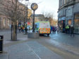 Police at the incident in High Street, Dundee