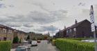 St Kilda Terrace, Dundee (stock image)