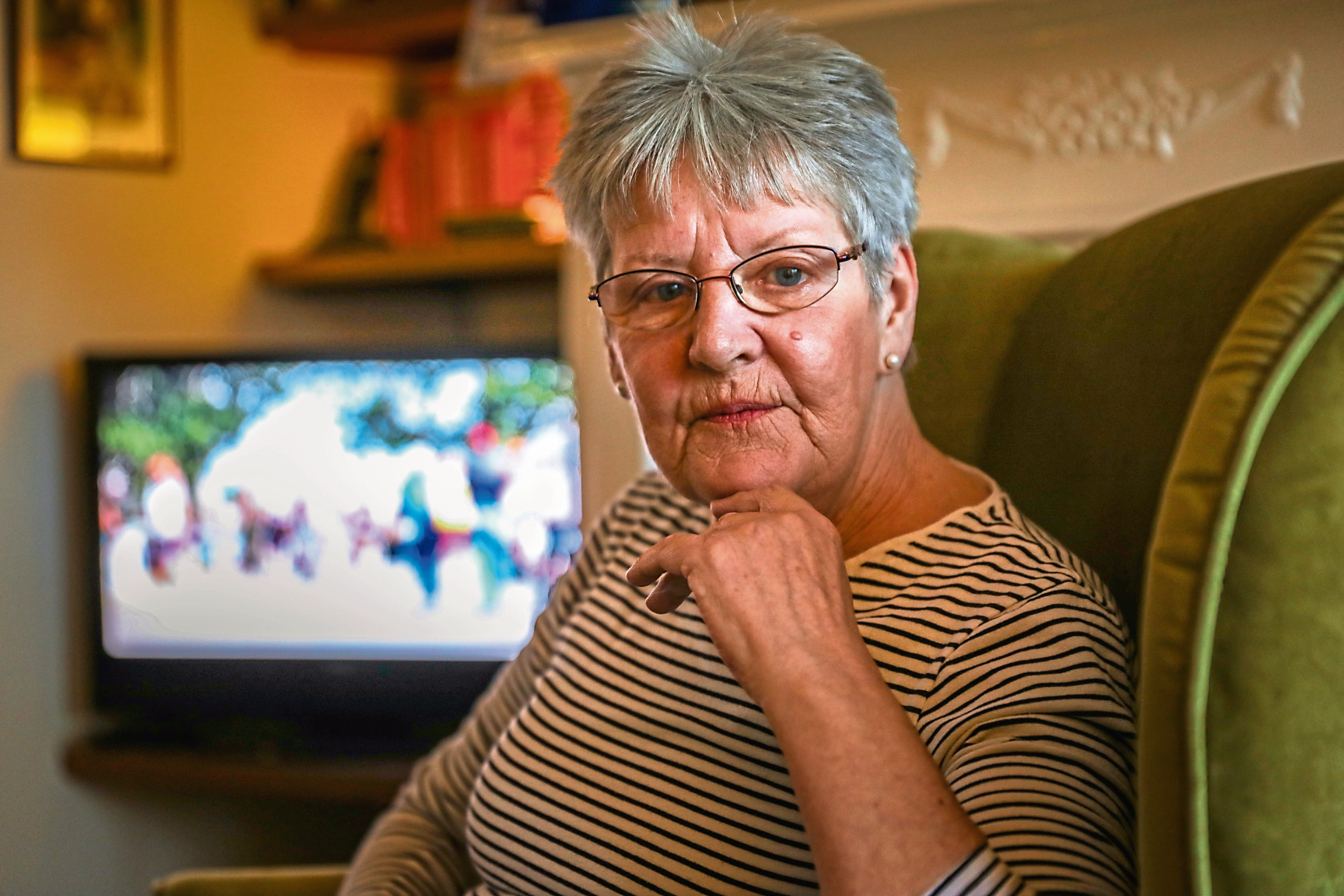 Dorothy McHugh has expressed concerns about the welfare of some of Dundee's more vulnerable older people.