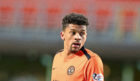 Osman Sow came off the bench against Morton