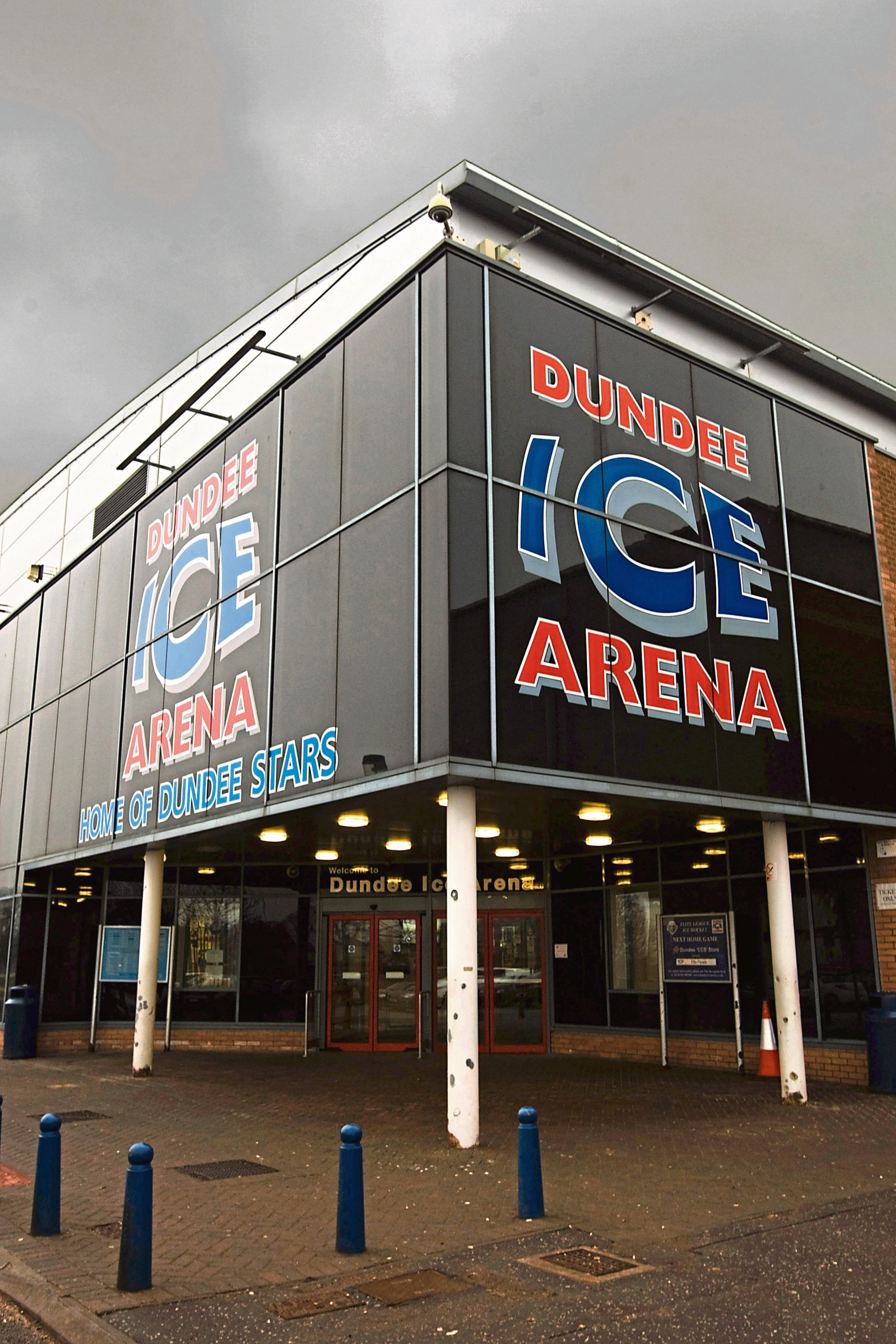 Dundee Ice Arena, Camperdown Leisure Park, Dundee
