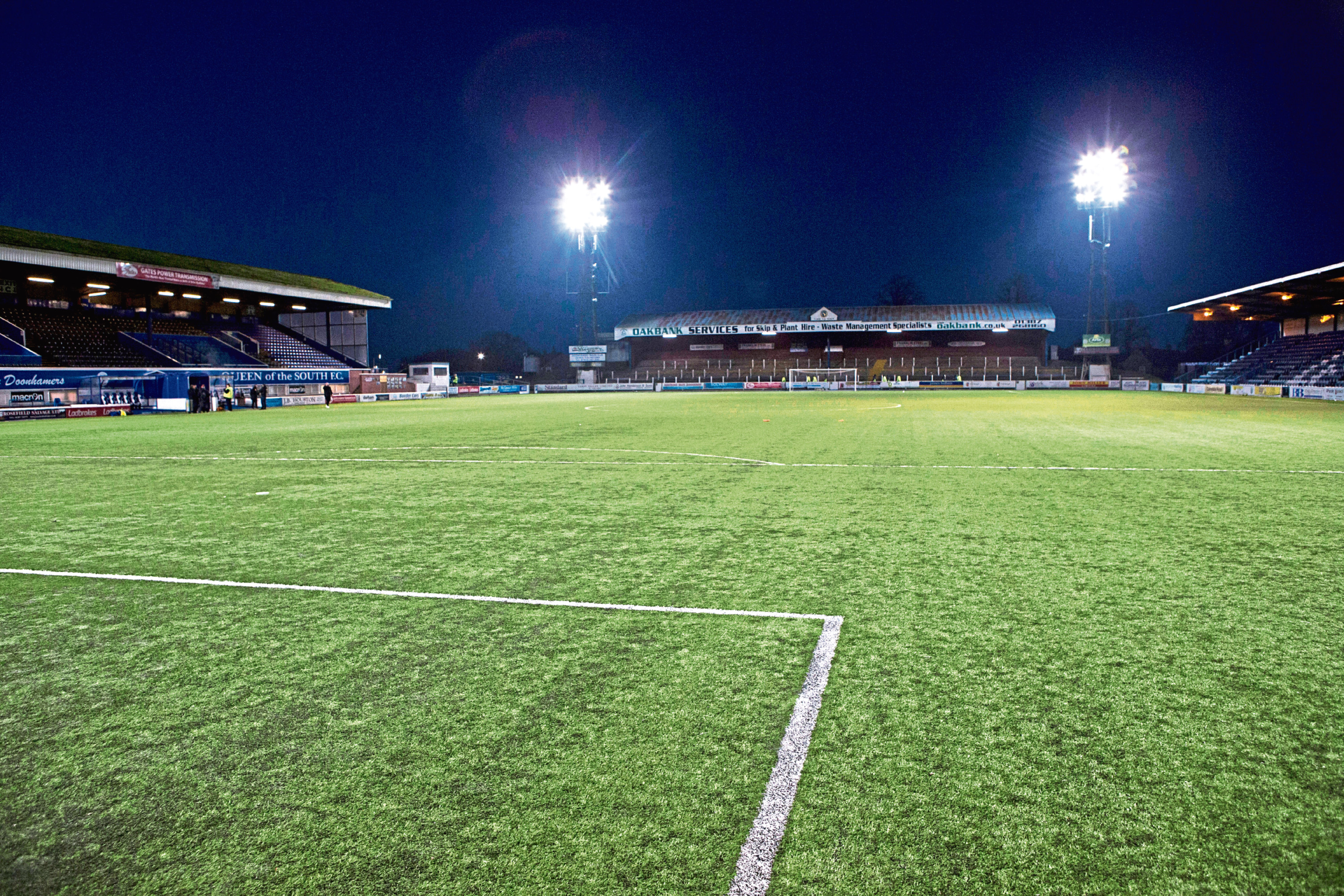 Dundee United travel to Palmerston to meet Queen of the South.