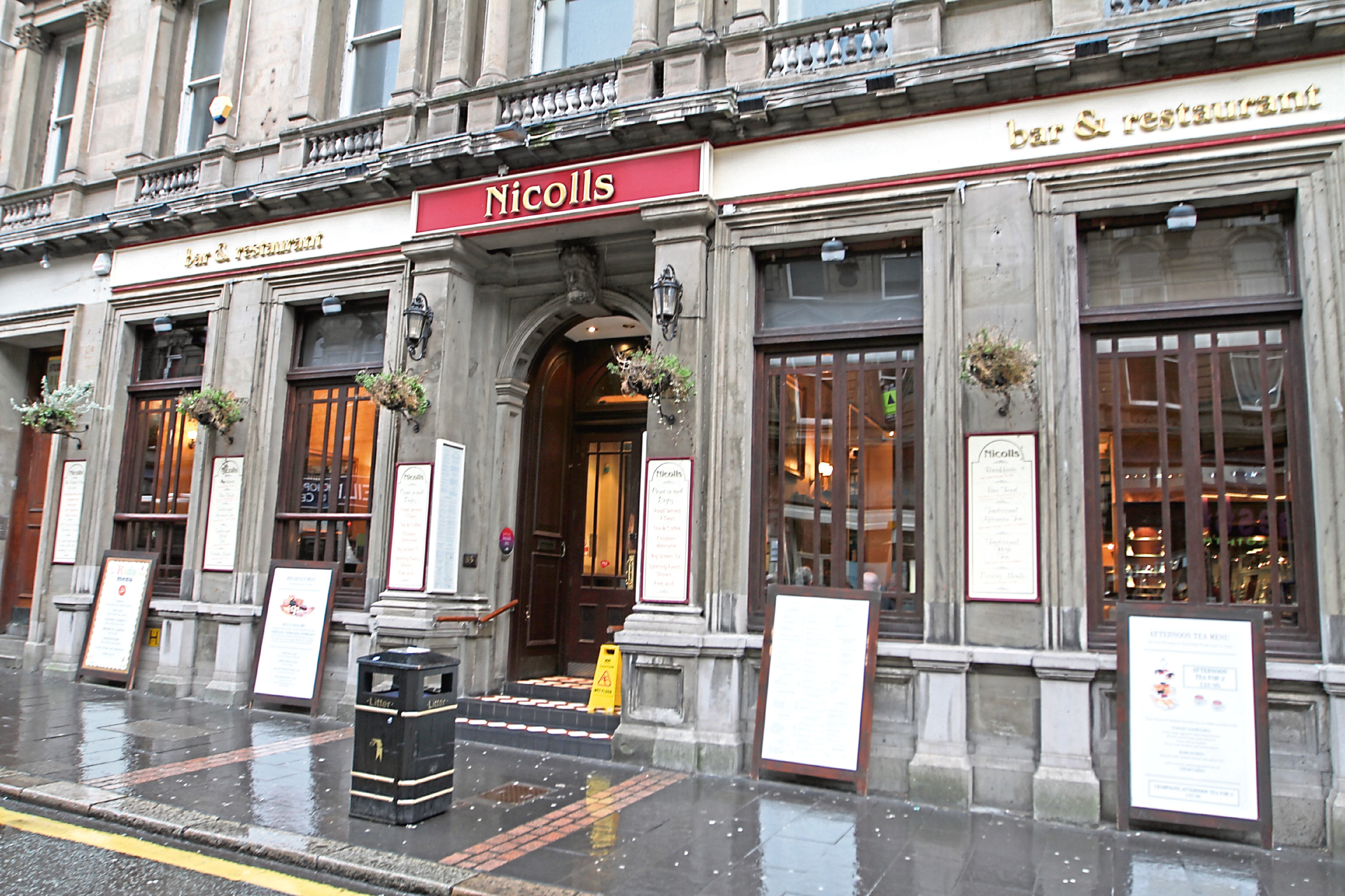 Douglas Neave had worked at Nicolls under previous operator N&C Pubs.