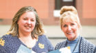 Linda Sterry and Doreen Wingham from Funeral Link