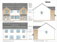 Design plans released by the developer
