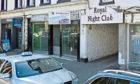 The Royal Hotel nightclub in Forfar