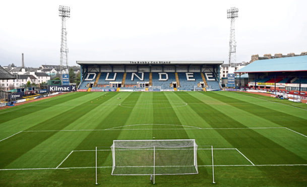 Club bosses at Dens have reported more than £400,000 of a loss for the last financial year