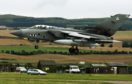 A Tornado GR4 at Leuchars in 2013