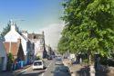Argyle Street, St Andrews (stock image)