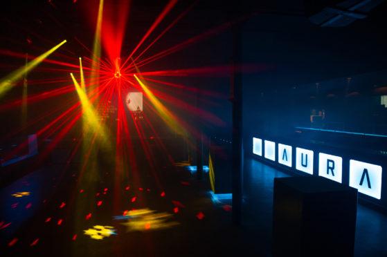 Aura nightclub (stock image)