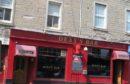 Dexy's Bar on Arbroath Road.