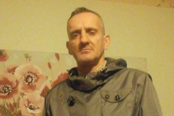 Kevin Byrne, 45, was found dead at a property on Alison Street, Kirkcaldy