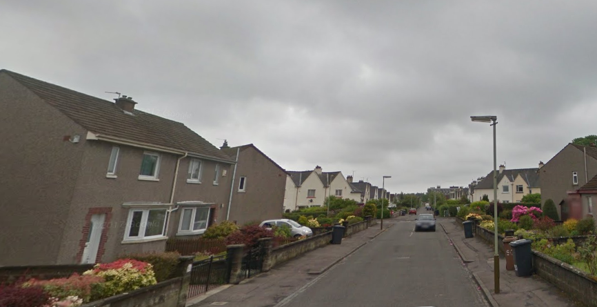 Bruce Road in Kirkton, where the break-ins took place