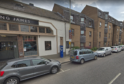 The incident took place in a block of flats adjecent to the King James pub in Kinnoull Street