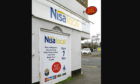 The Nisa store in the Ferry, which closed in October