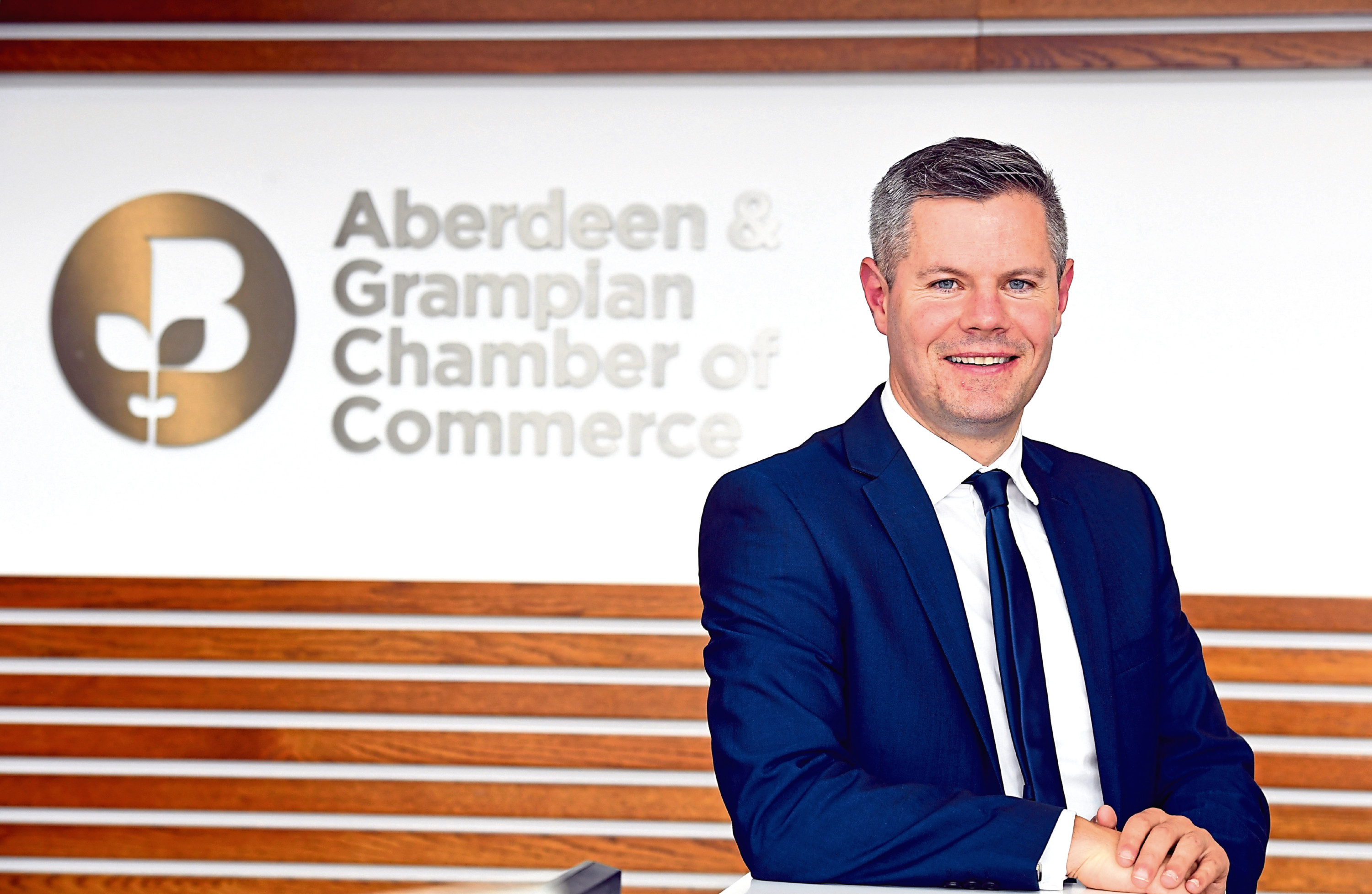 Finance Minister Derek Mackay