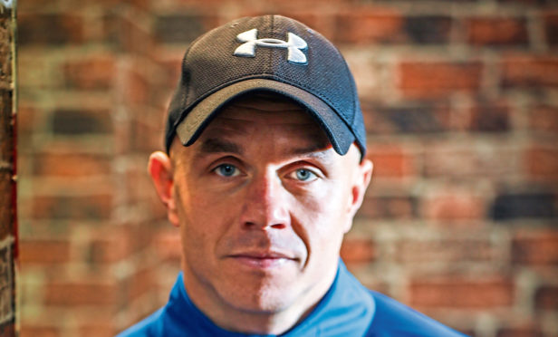 Sean Wanless now plans to teach a new generation of youngsters the combat sport