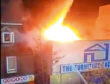 Fire at The Furniture Factory, Lochee