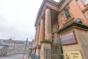 Ged McLellan was fined £500 at Dundee Sheriff Court - where complainer Gary Brown was previously sentenced for sharing images of children being abused