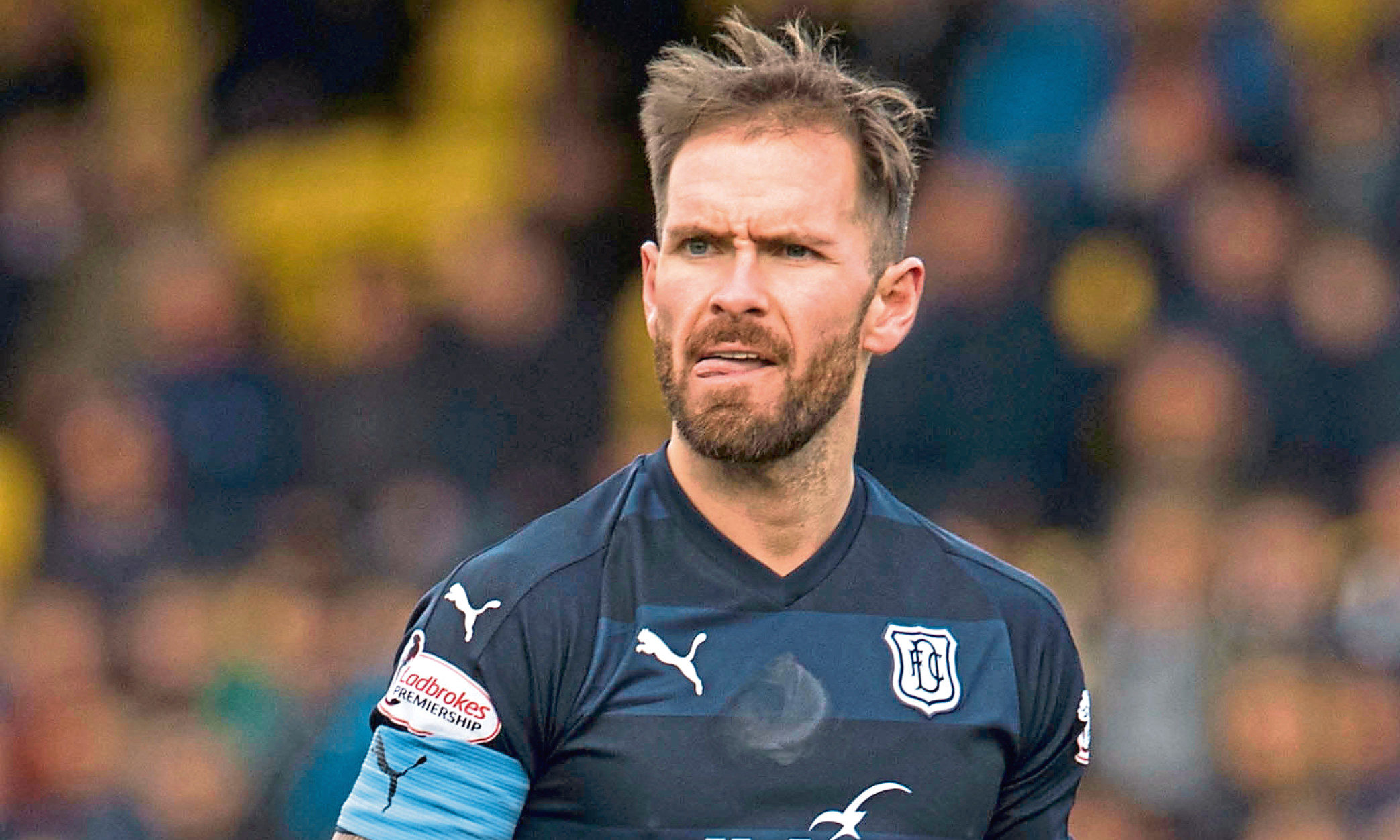 Martin Woods has signed for Halifax Town.