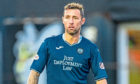 Former Dundee United striker Scott McDonald scored on his Partick Thistle debut.