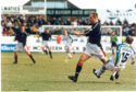 Dariusz Adamczuk in action for Dundee in 1998.