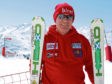 Jack Bruce hopes to cover the furthest distance ever on skis in eight hours