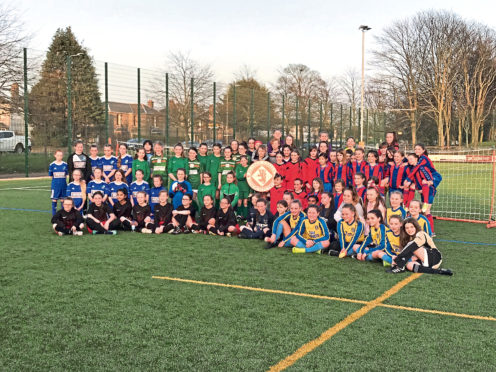 Girls Football Festival Young stars - Saturday 9 March 19