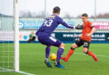 Cammy Smith got Dundee United's last goal not scored from a penalty or set-piece