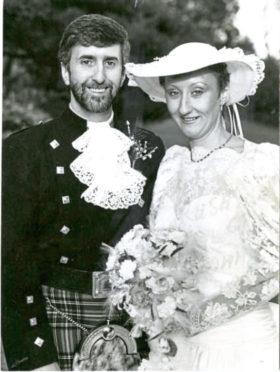 Andrew and Lynda Hunter