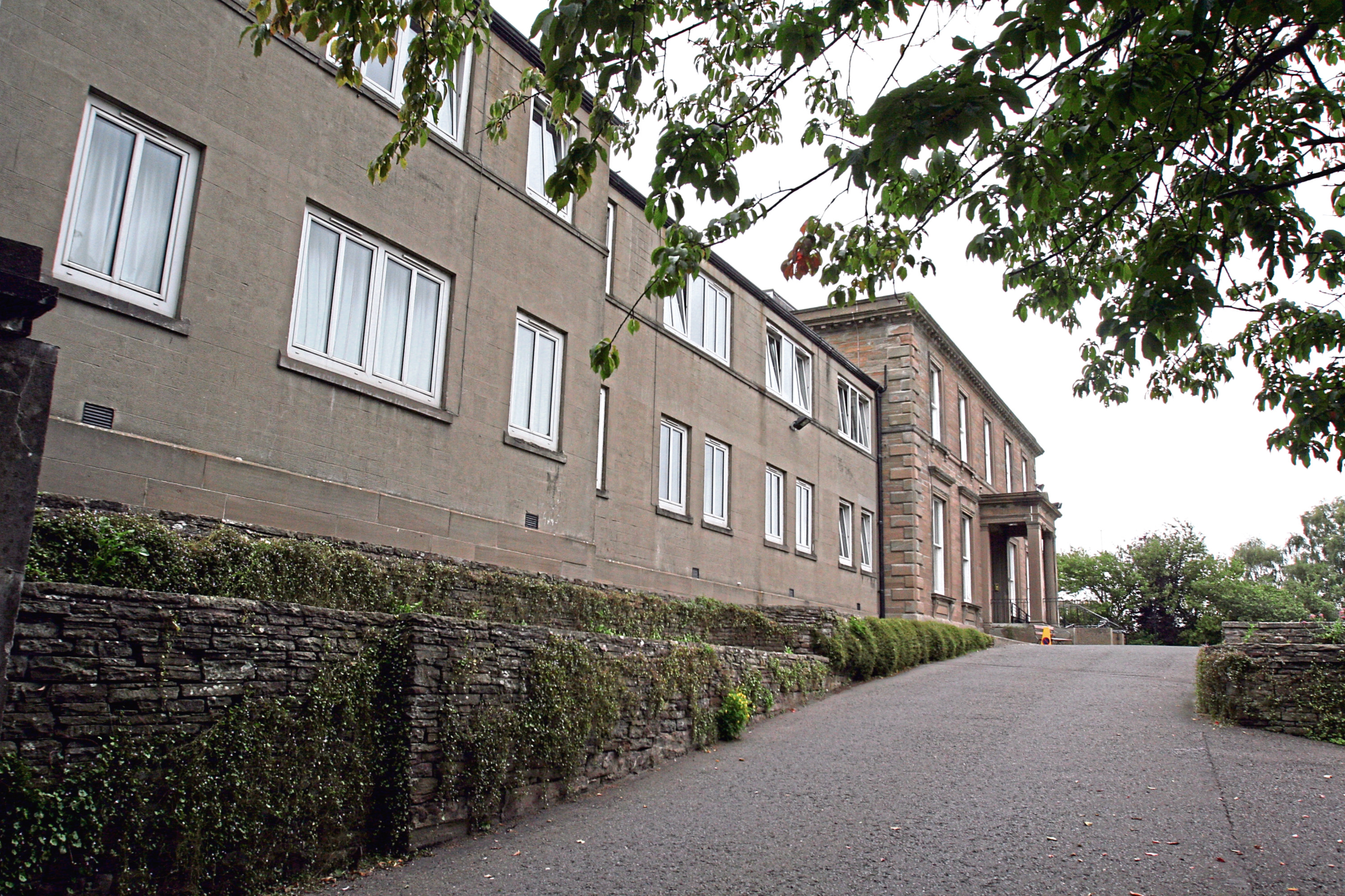 Calls have been made to re-open Fernbrae Hospital to help treat patients with coronavirus.