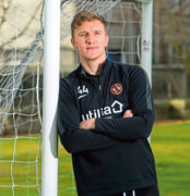 Dundee United's Paul Watson calls for clarity from powers-that-be so players can better deal with coronavirus shutdown