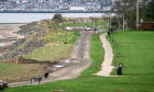 Flood defence work is planned for the Broughty Ferry coastal area.